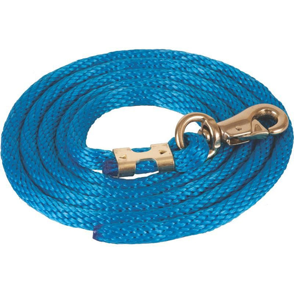 Poly Lead Rope with Bull Snap
