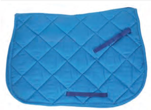 Silverline English Saddle Pad - PONY