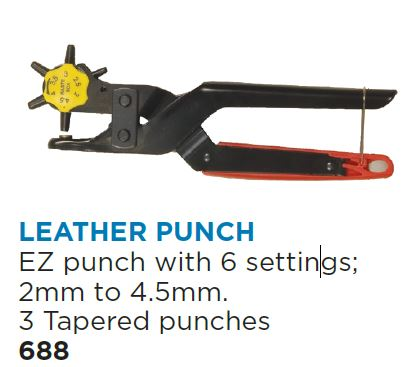 Leather Punch EZ Punch