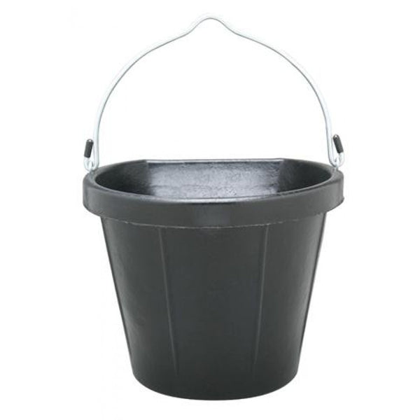 Fortex Flat Side Bucket 17 Litre
