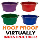 Hoof Proof Buckets