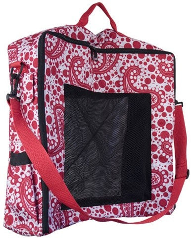 Paisley Splint Boot Bag