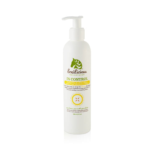 EcoLicious IN CONTROL Conditioning Braiding & Mane Setting Cream