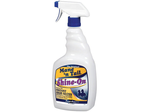 Mane n' Tail Shine On High Gloss Hair Polish 473ml