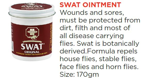 Farnam SWAT Fly Repellent Ointment