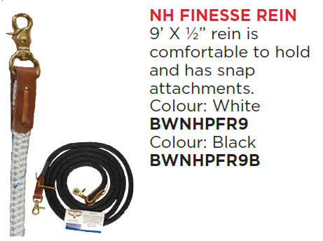 NS Finesse Reins
