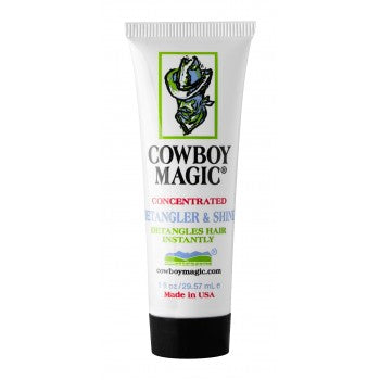 Cowboy Magic Mini Size - Detangler, Shampoo, Conditioner, Greenspot Remover