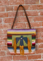 Serape Purse