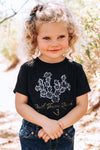 'Original Rail Three' Toddler Unisex Fit Tee