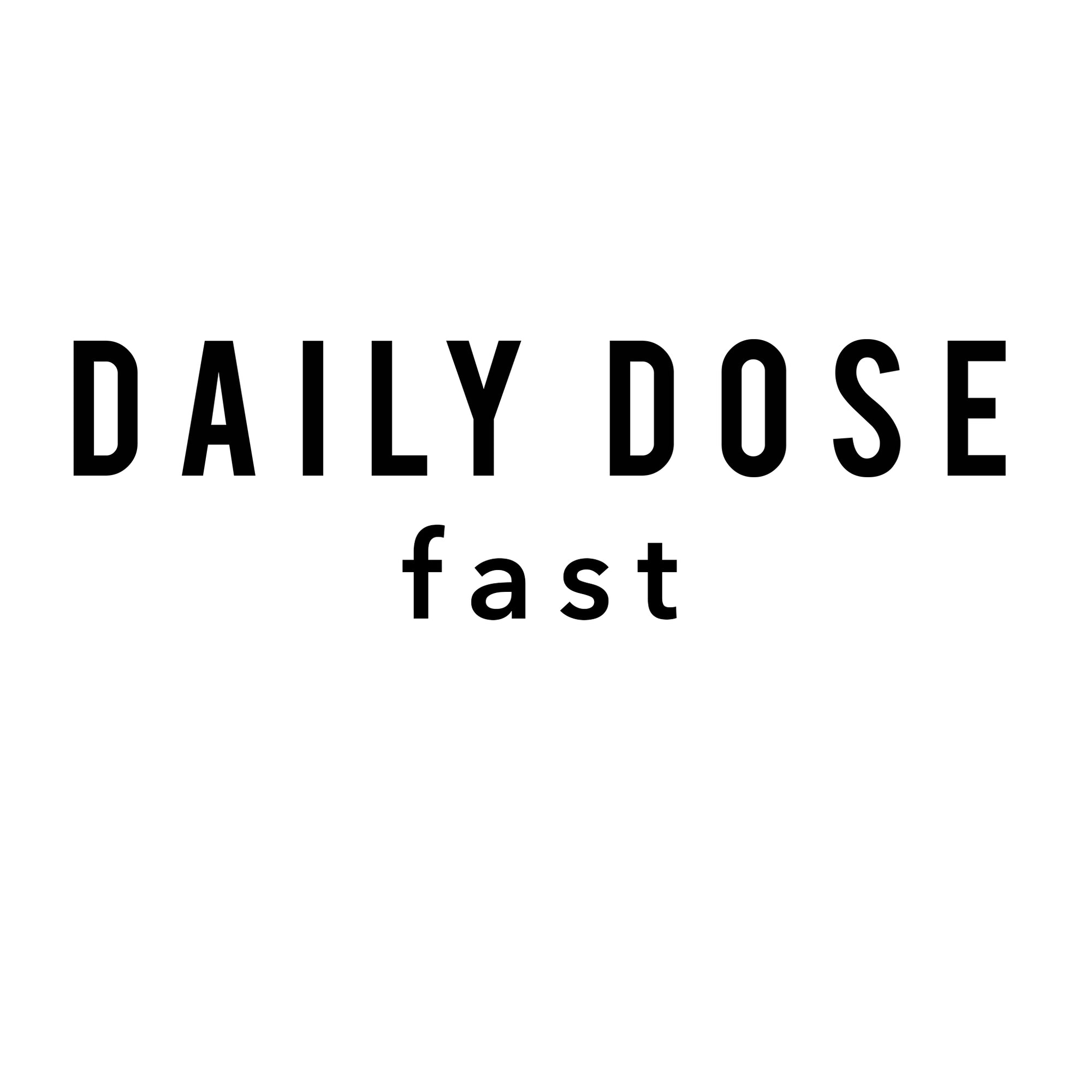 Protein Fasting Program By Daily Dose