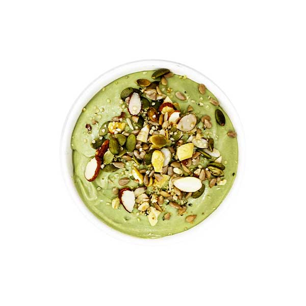 Matcha Collagen Yogurt