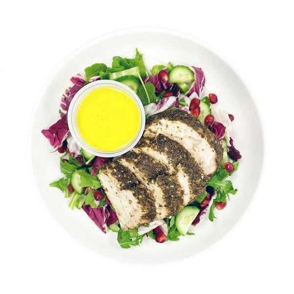 Za'atar Chicken Salad
