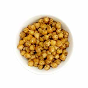 Za'atar Chickpeas Side