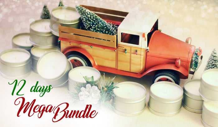 12 Days of Christmas Mega Bundle!