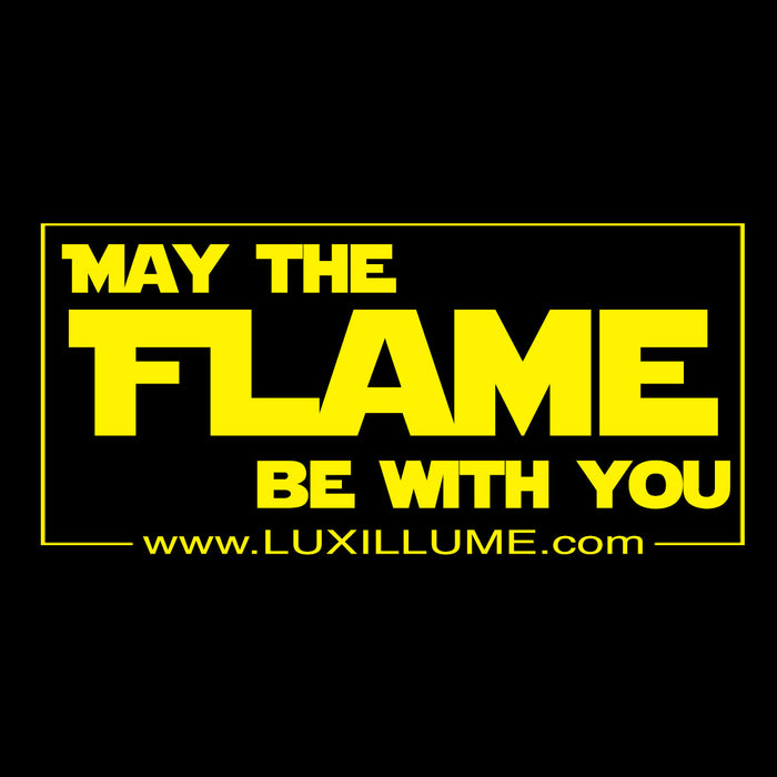 2020 May The Flame Be With You