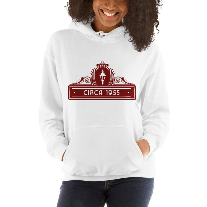 Circa 1955 Hooded Sweatshirt