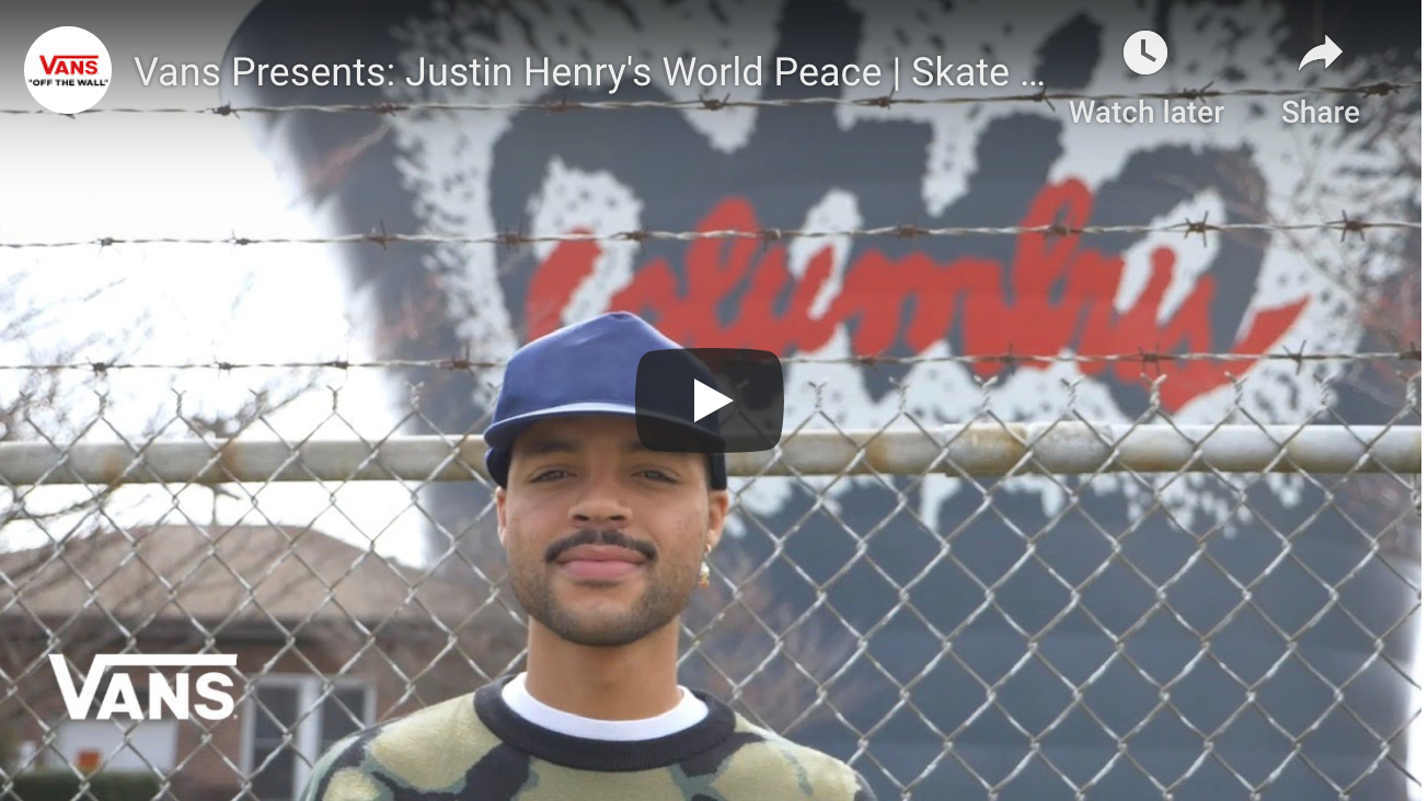 Vans Presents: Justin Henry's World Peace
