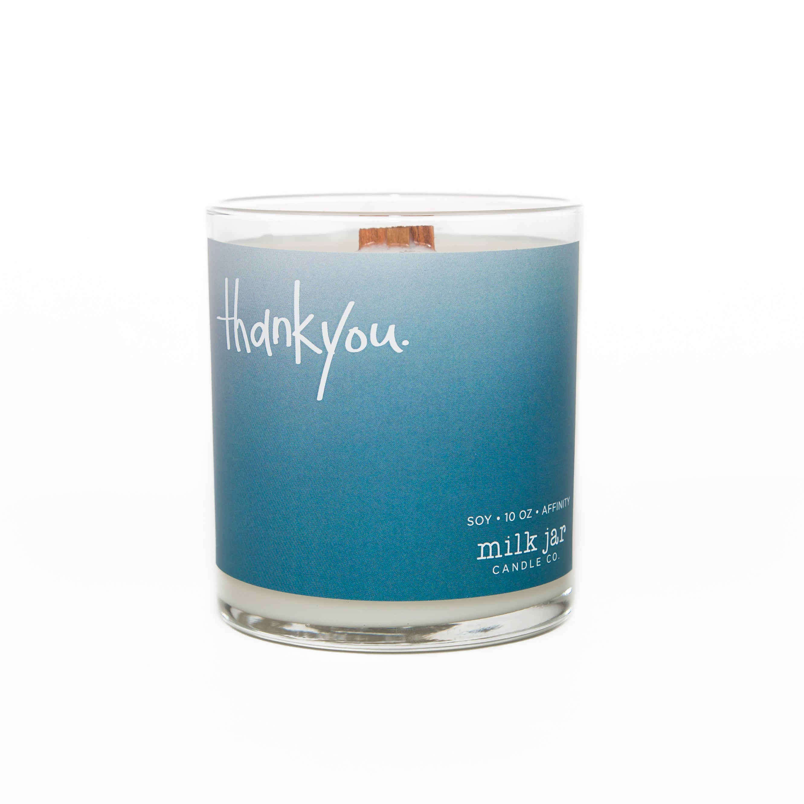 AFFINITY - 10 OZ SOY CANDLE - thankyouapparel