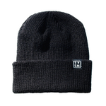 The TYSM Beanie Black - thankyouapparel