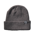 The TYSM Beanie Charcoal Grey - thankyouapparel