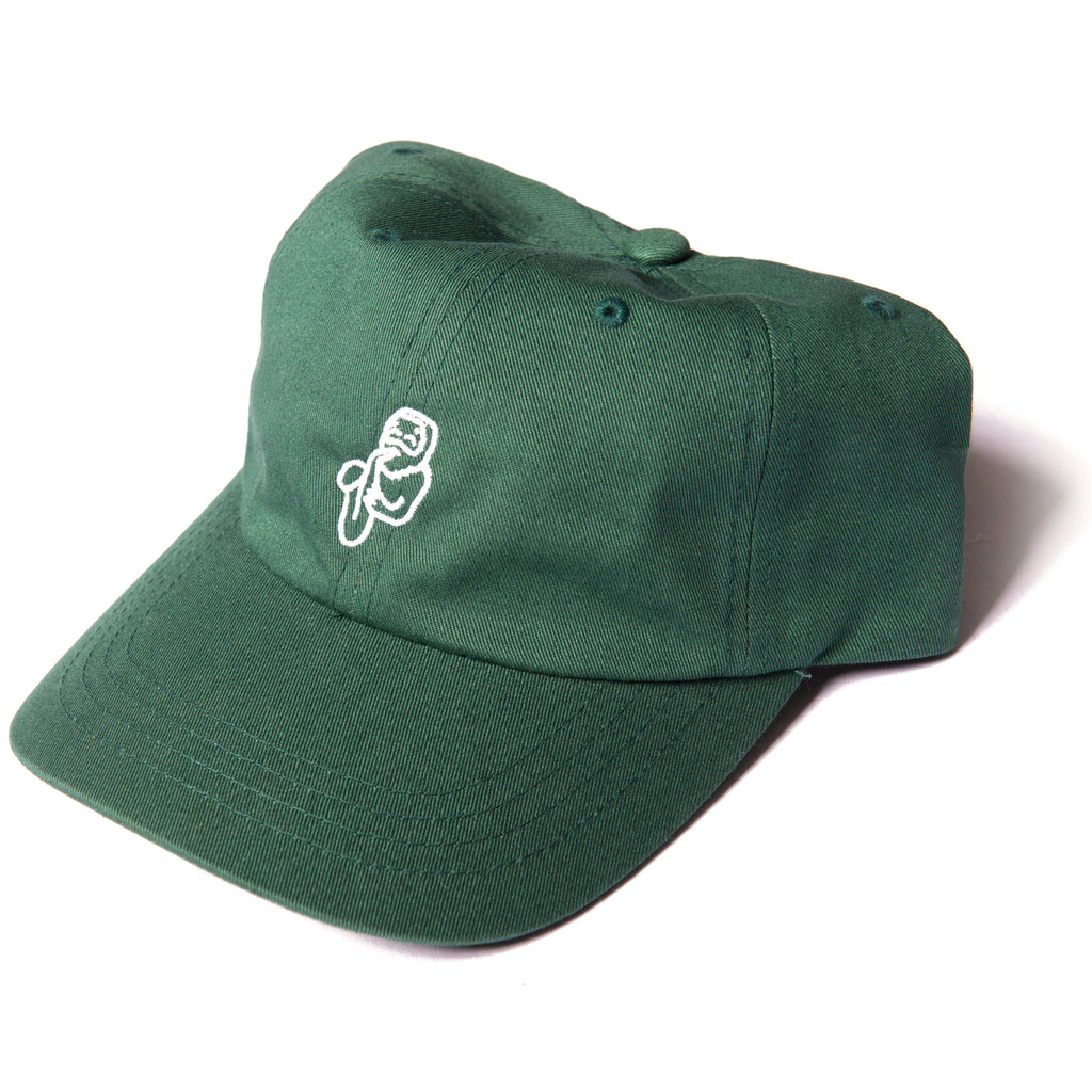 Jazz-Man 6 Panel Forrest Green - thankyouapparel