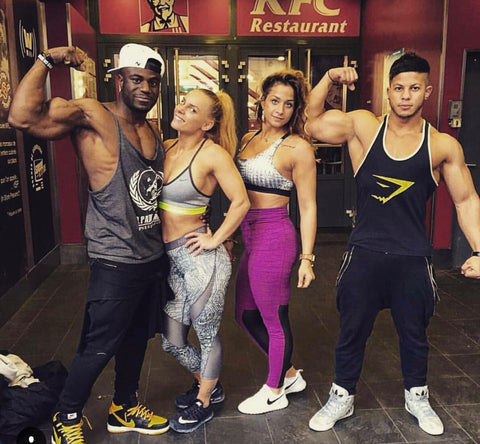 Pr sentation saroufit for Salon du fitness palexpo