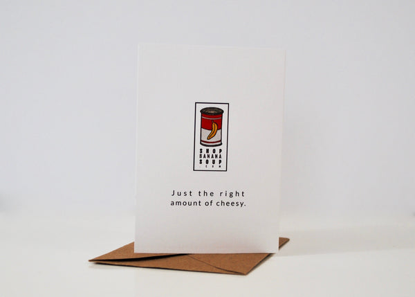 Pizza My Heart - Mini Card