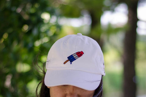 The 'Firecracker' Dad Hat