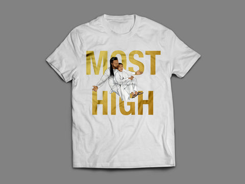 Most High Kid's T-Shirt