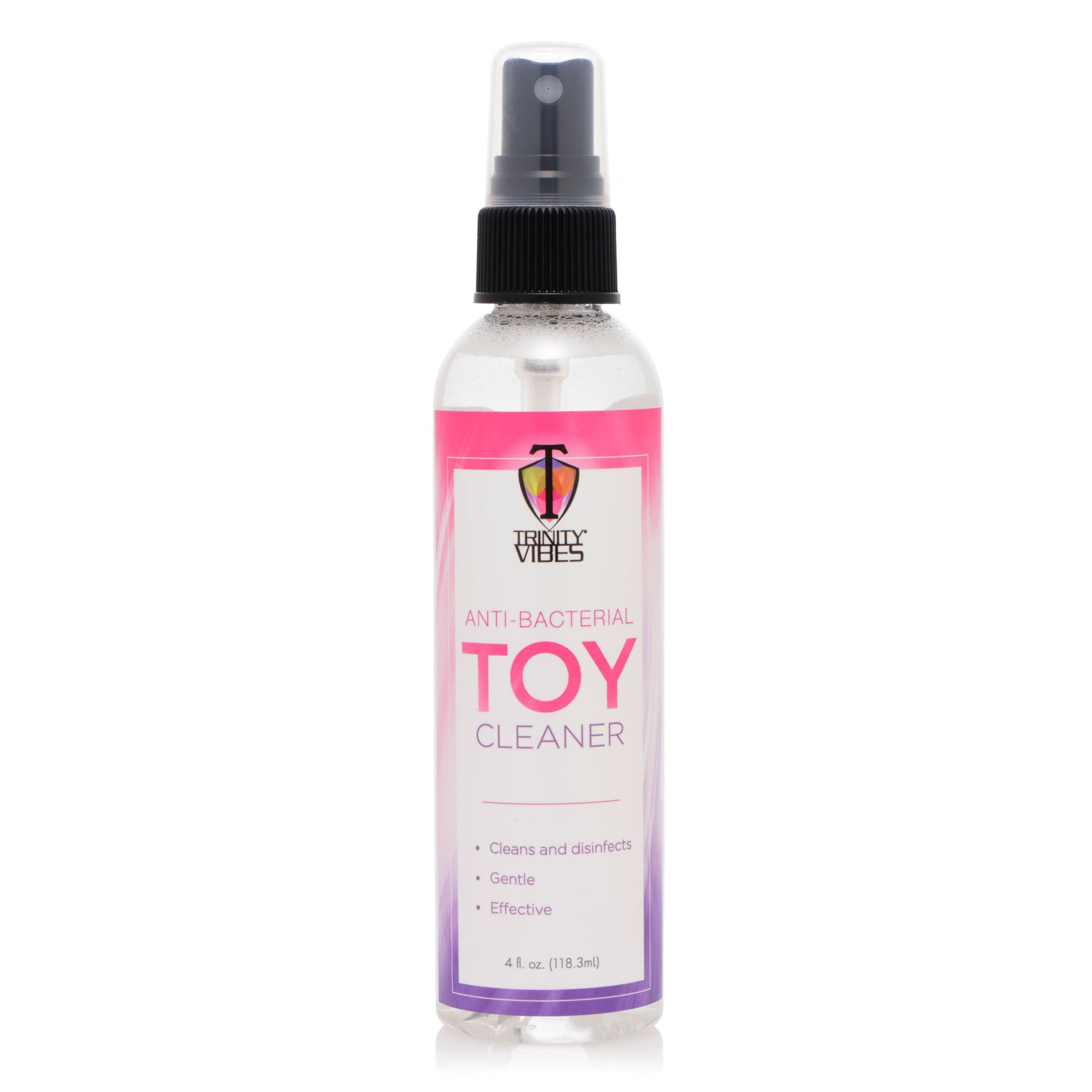 Trinity Anti-Bacterial Toy Cleaner - 4 oz