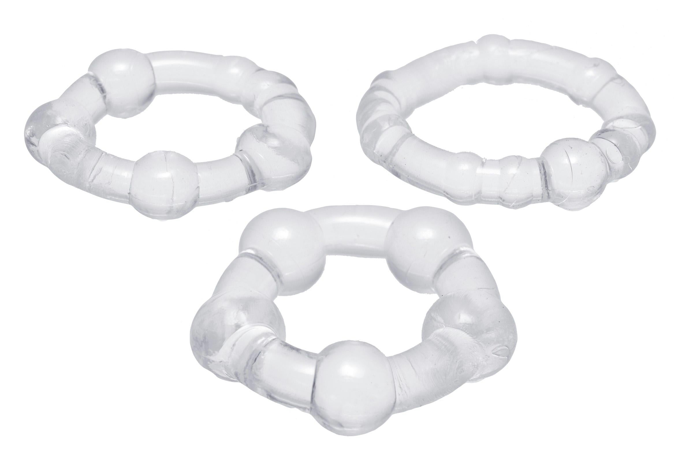 Clear Performance Erection Rings