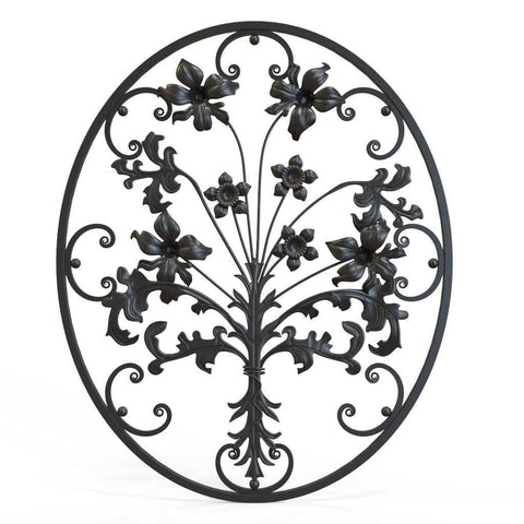 Decorative Panel - Viola