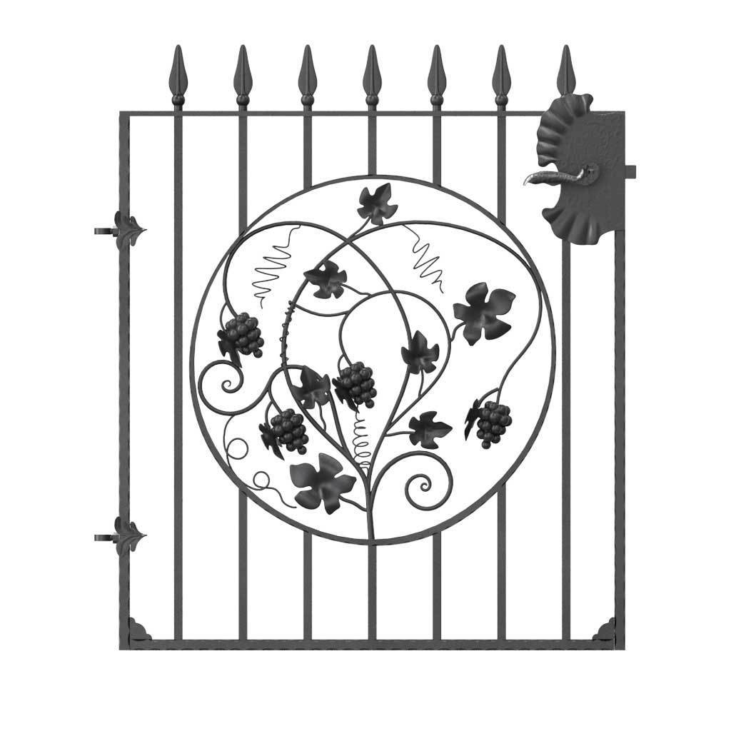 Decorative Panel - Decorative Panel - Vineyard