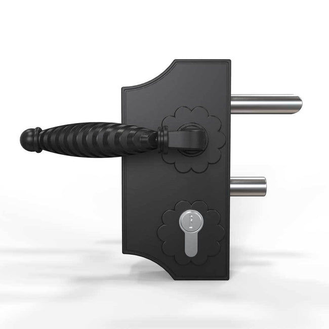 Locks & Latches - Decorative Standard Lock