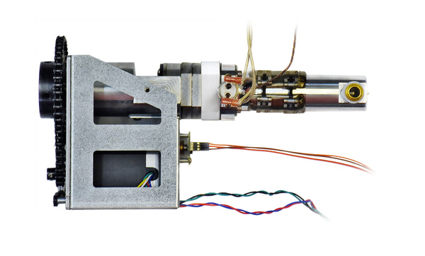Patented MixFlow Extruder