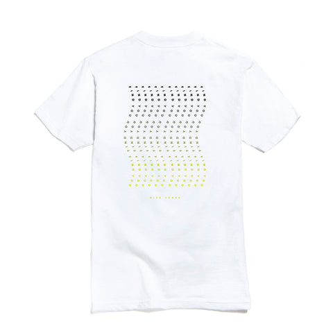 Find You Wavy T-shirt (White) + Digital Single