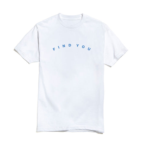 Find You T-shirt (White) + Digital Single