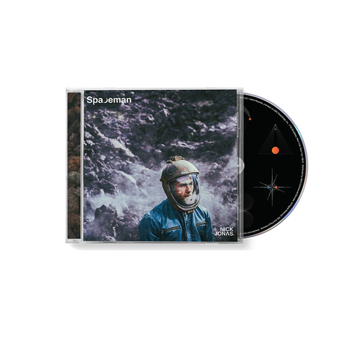 Spaceman Album Limited Edition Cover 2 CD