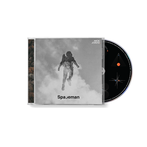 Spaceman Album Limited Edition Cover 1 CD