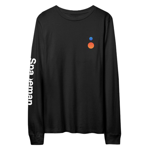 Spaceman Limited Edition Black Longsleeve