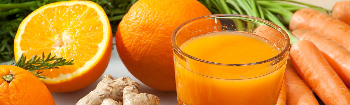 Carrot Zinger Smoothie – Wild Nutrition