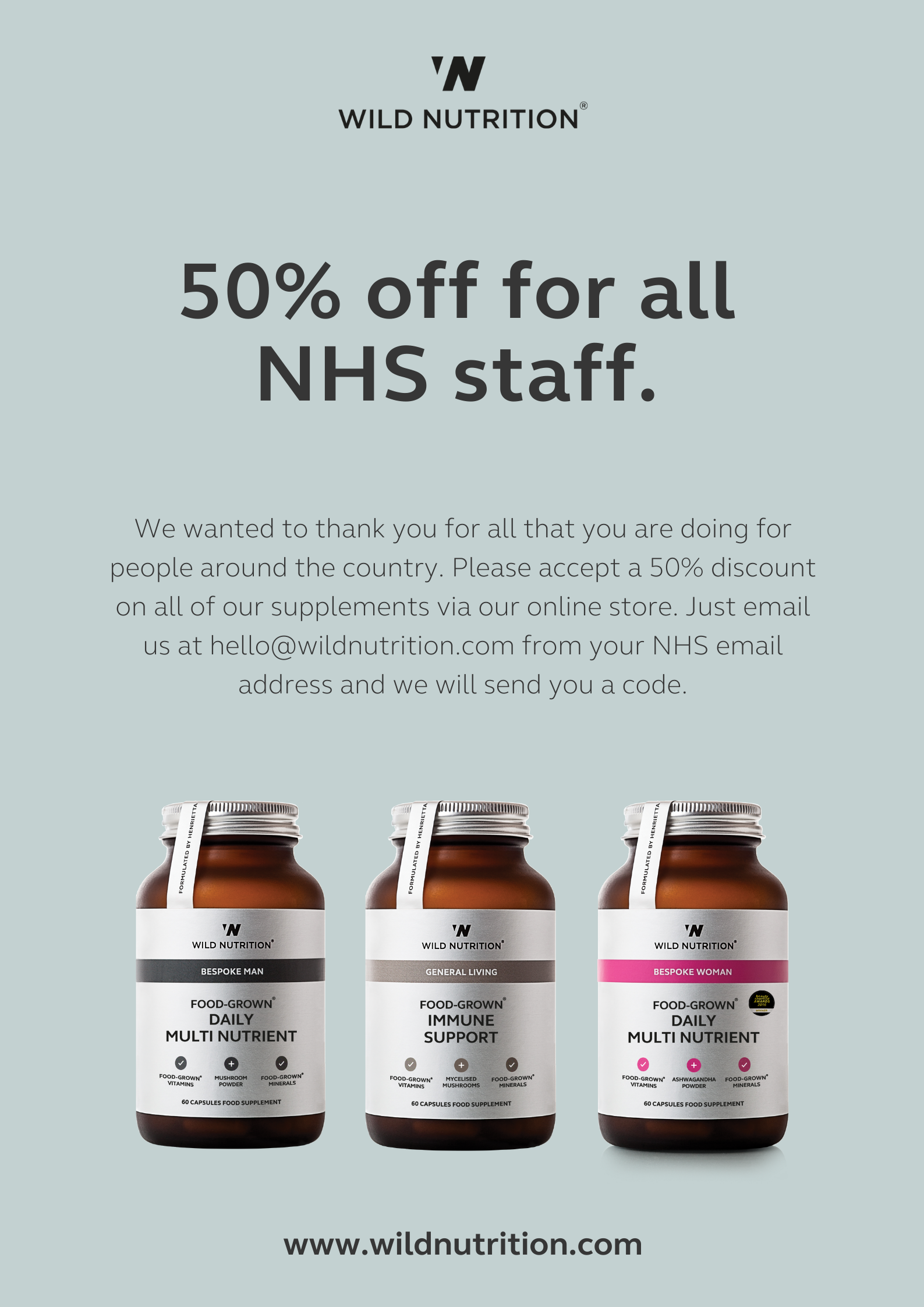 Supporting NHS Workers in the UK