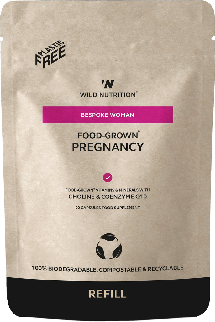 Food-Grown Pregnancy Refill Pouch