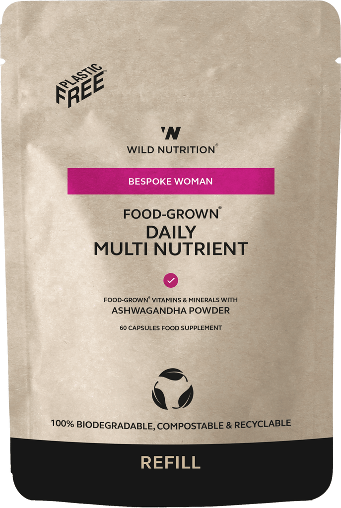 Women's Food-Grown Daily Multi Nutrient Refill Pouch