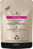Women's 45+ Food-Grown Daily Multi Nutrient Refill Pouch