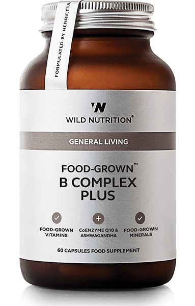 Food-Grown B Complex Plus