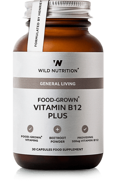 Food-Grown Vitamin B12 Plus
