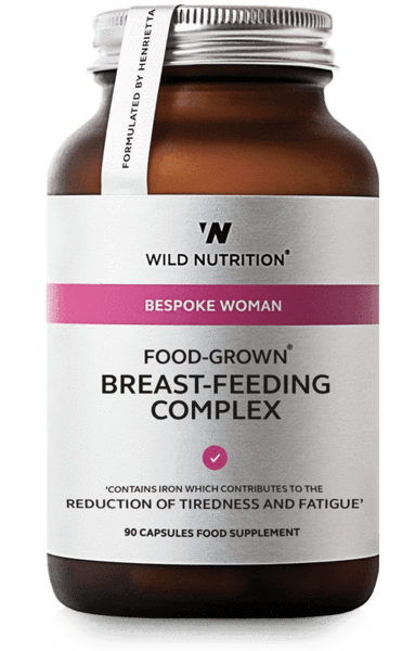 Food-Grown Breast-Feeding Complex