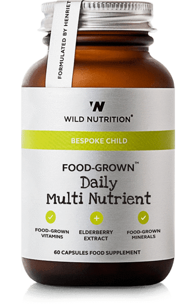 Food-Grown Daily Multi Nutrient (Children's)