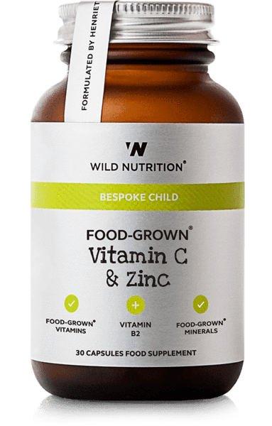 Food-Grown Vitamin C & Zinc (Children's)